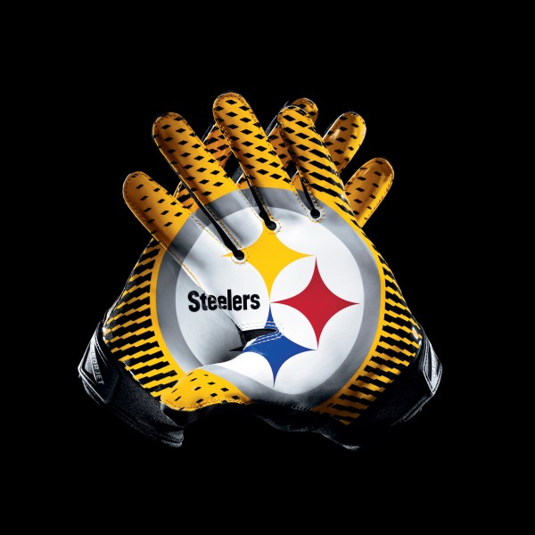 C274 Pittsburgh Steelers Gloves